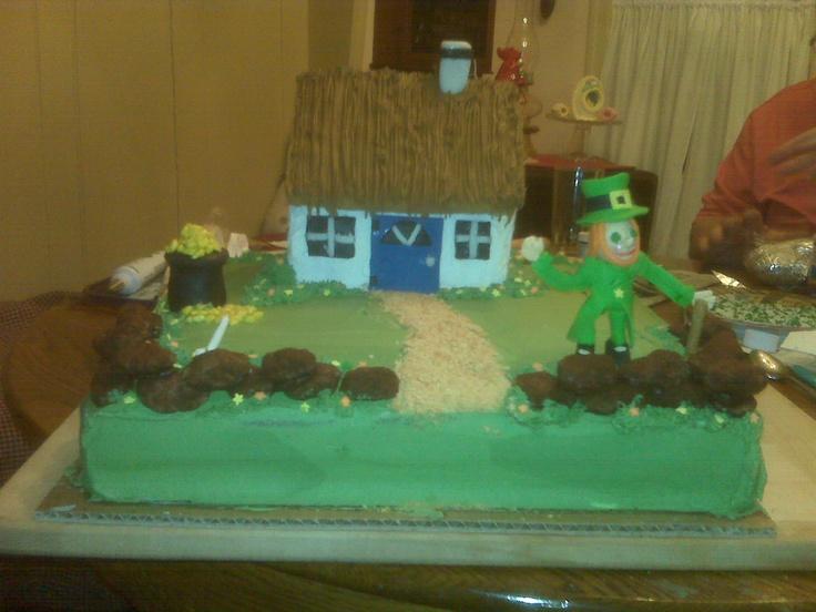 Irish theme party