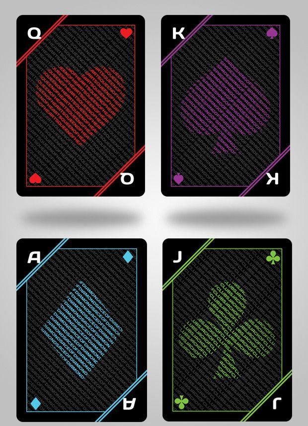 Type 52 Playing Card Deck by John McConnell — Kickstarter