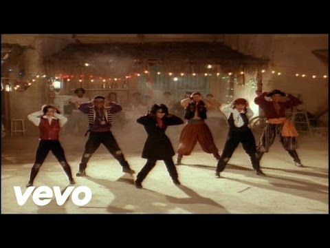Janet Jackson - Escapade - YouTube