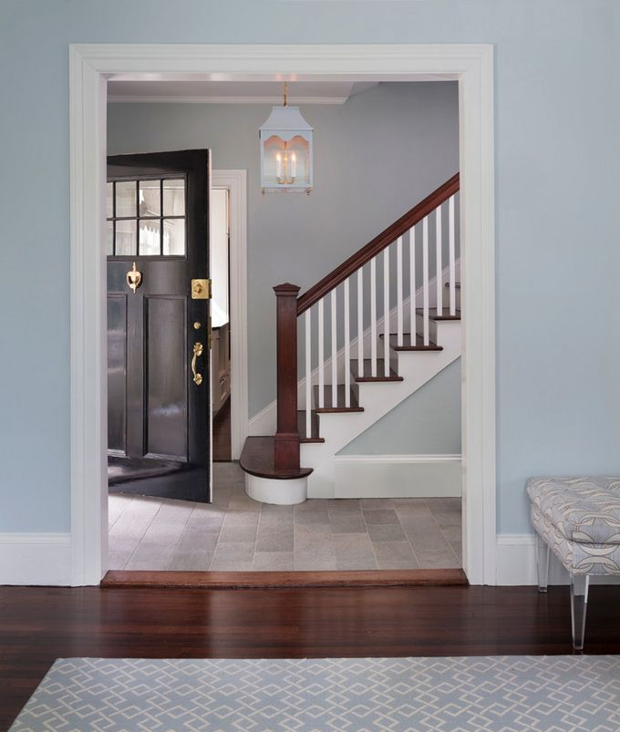 Front Foyer Staircase : Best foyers entries and stairs images on pinterest