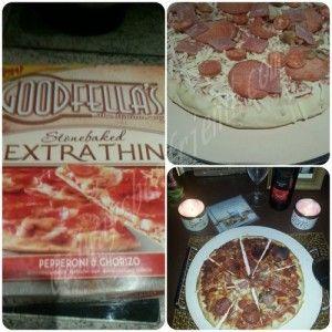 #win 1 of 5 Goodfellas Pizza vouchers