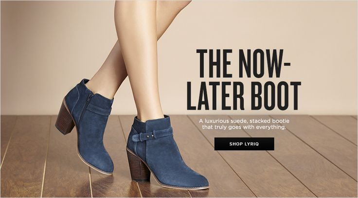 Earn $25 when a friend you invite makes her first purchase. Cutest selection of fall boots!