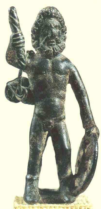 Taranis, Dieu du ciel, de la foudre et du tonnerre