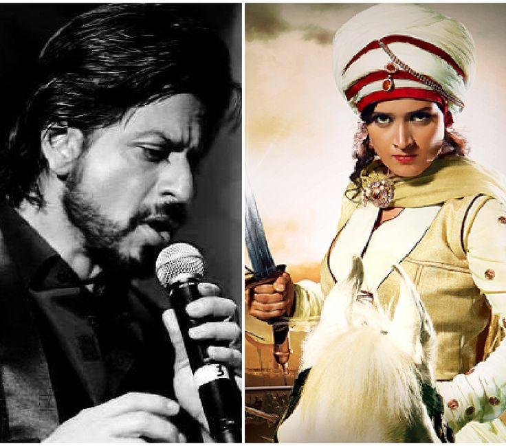 Shah Rukh Khan lends his voice for TV show 'Razia Sultan'