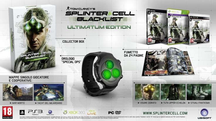 Splinter Cell Wallpapers Group with items