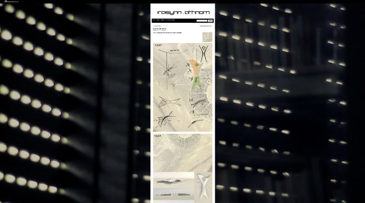 2013 – participation in the burning man airport competition