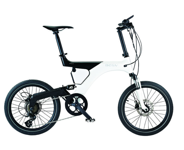 e-Bike [BESV Panthor PS1]