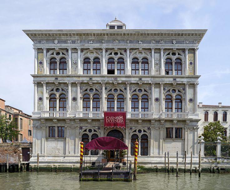 Palazzo Vendramin Calergi (Sestiere di Cannaregio), Venezia