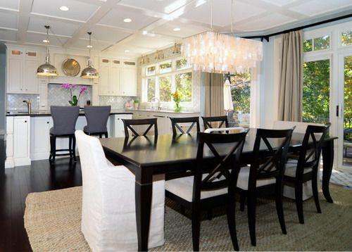 Best 25+ Kitchen Dining Combo Ideas On Pinterest | Living Room