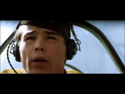 Pearl Harbor First fly scéne of Danny and Rafe