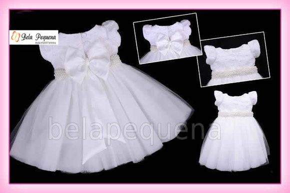 Children's Baptism Dress