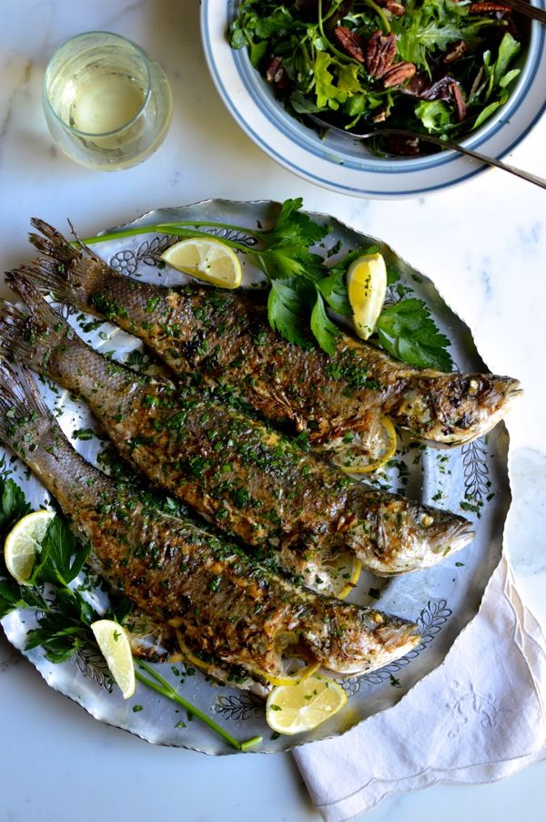 Check out lemon soy roasted branzino it 39 s so easy to make for Branzino fish recipes