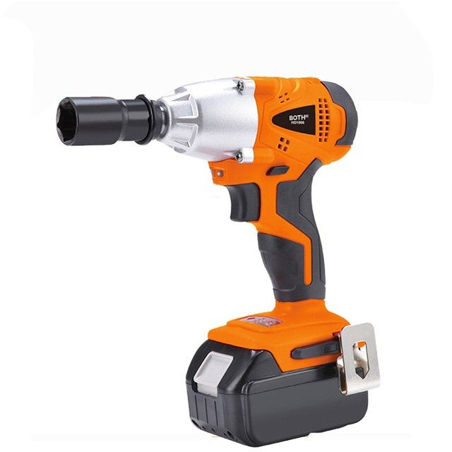 18V Cordless Super Torque 260N.M Impact Wrench