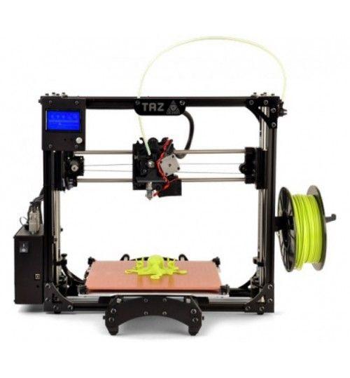 LulzBot TAZ 5 a robust desktop 3D printer