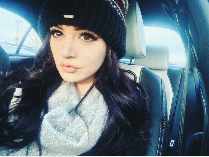 Crissy  costanza's cute selfie ever