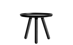 NORMANN COPENHAGEN: Tablo Table BlackBlack - available via http://www.tempoberlin.com