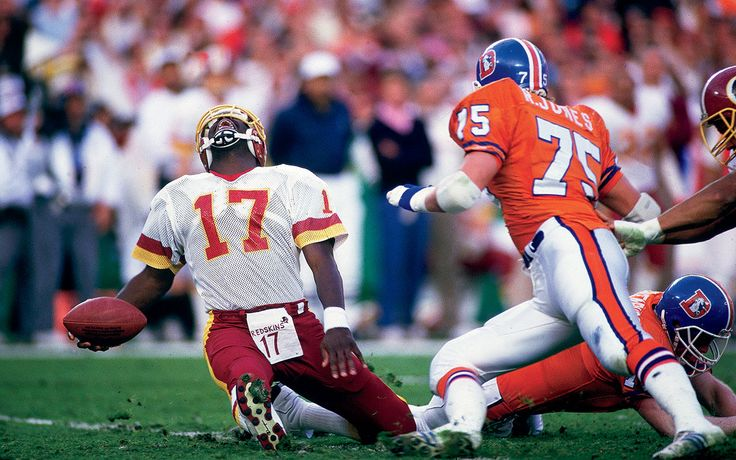 Super Bowl XXII was agame between the Washington Redskins and Denver Broncos to decide the NFL Champion for the 1987 season. The Redskins defeated the Broncos by the score of 42–10, winning their second ever Super Bowl. The game was played on January 31, 1988 at Jack Murphy Stadium in San Diego, the first time that the Super Bowl was played in that city.