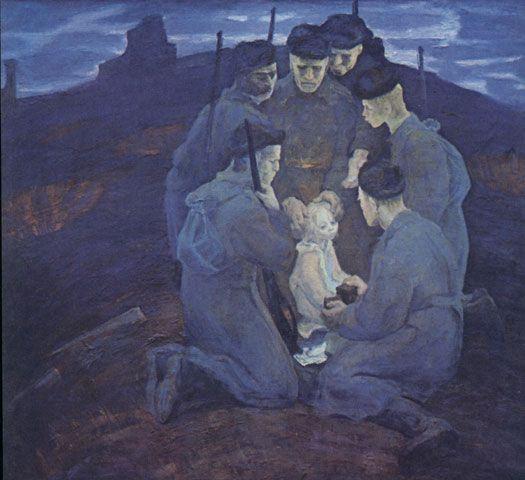 Nemenskii, Soldiers, 1967-71