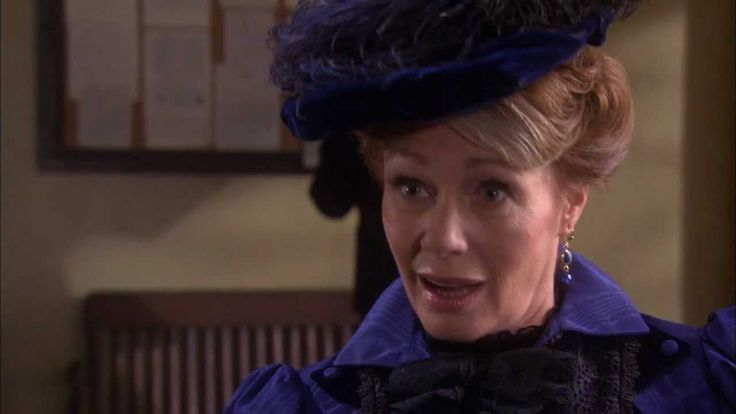"""Arlene Dickinson is in this clip of MURDOCH MYSTERIES 509 """"Invention Convention"""" - Clip 2"""