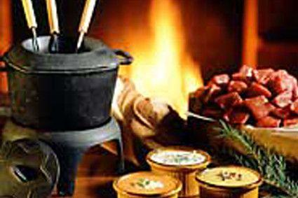 Fondue Bourguignonne & ses sauces