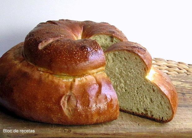 Old honey bread