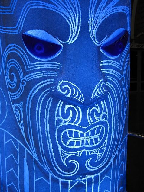 modern maori carving