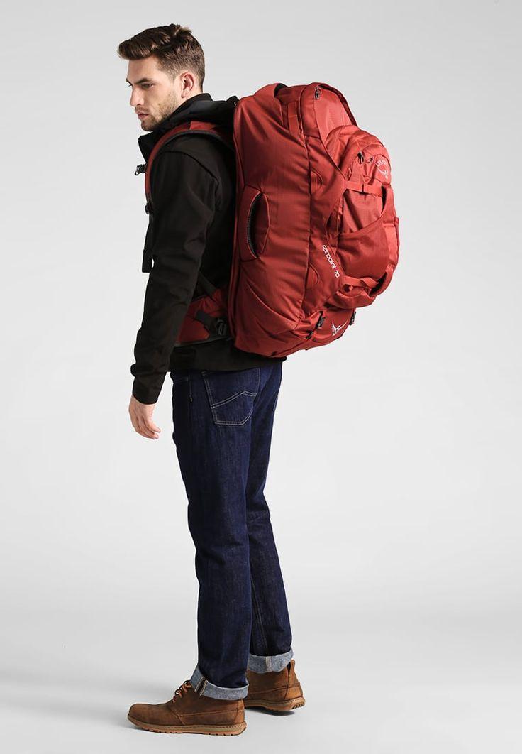 ¡Consigue este tipo de mochila de Osprey ahora! Haz clic para ver los detalles. Envíos gratis a toda España. Osprey FARPOINT 70 Mochila de trekking jasper red: Osprey FARPOINT 70 Mochila de trekking jasper red Deporte     Deporte ¡Haz tu pedido   y disfruta de gastos de enví-o gratuitos! (mochila, backpack, rucksack, backpacks, mochila, mochilas, petates, petate, body pack, cross-body pack, waist pack, rucksack, mochila, sac à dos, zaino)