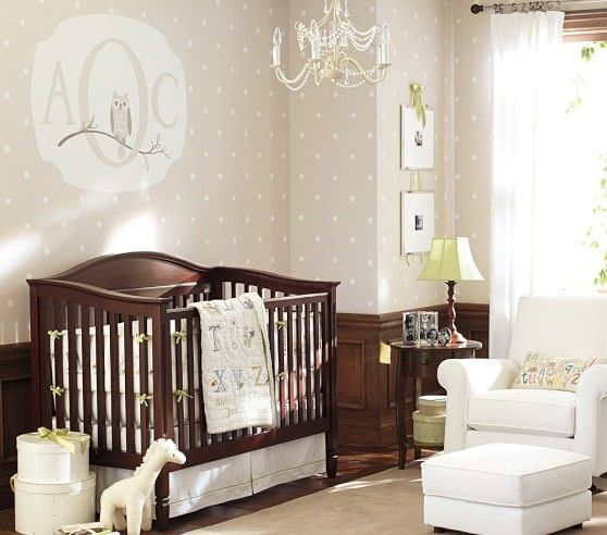 Madison 3 In 1 Convertible Crib Baby Room Nursery