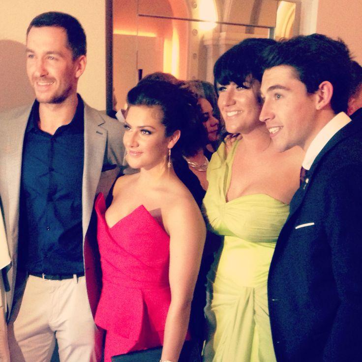 The Soap Awards 2014.