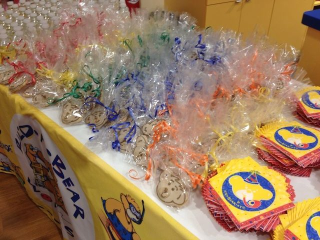 Build A Bear Party Build a Bear Workshop theme party Build-a-Bear Workshop Reopening CeleBEARation at West County Center ...