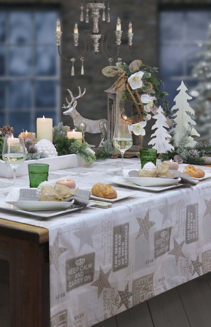 24 best tischdekorationen weihnachten images on pinterest. Black Bedroom Furniture Sets. Home Design Ideas