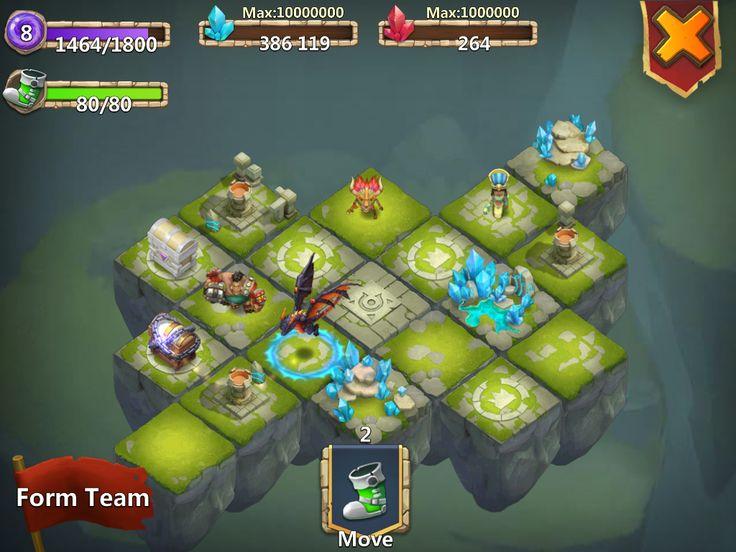 castle clash private server