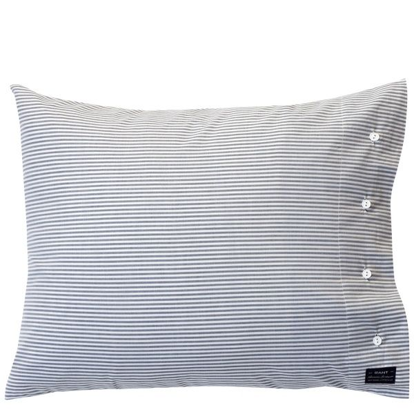 Twill Thin Stripe Örngott #HomePåslakan - Gant.se