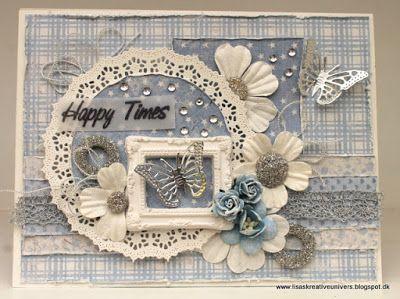 Lisas Kreative Univers: HAPPY TIMES
