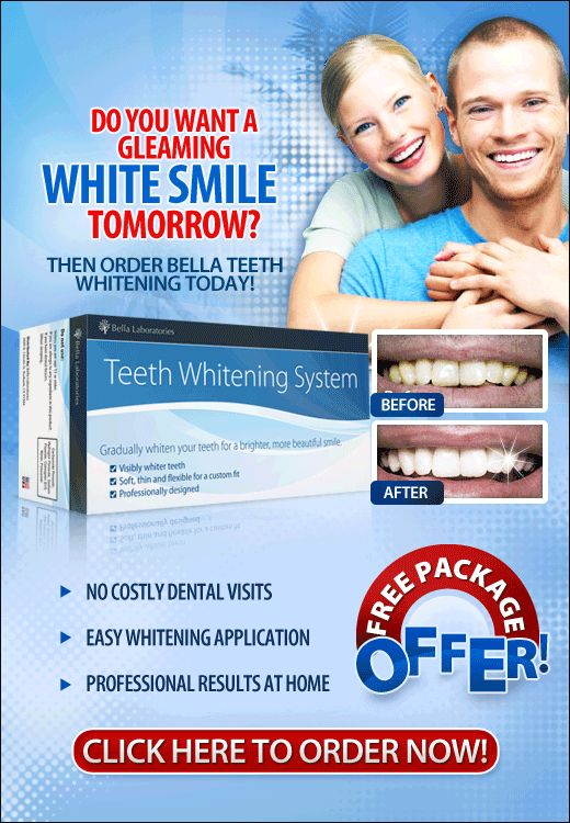 Get celebrity smile instantly with Bella Teeth Whitener. This is a best at home teeth whitening kit. Buy 3 get 2 free, offer for limited time. Visit our website for shop now.