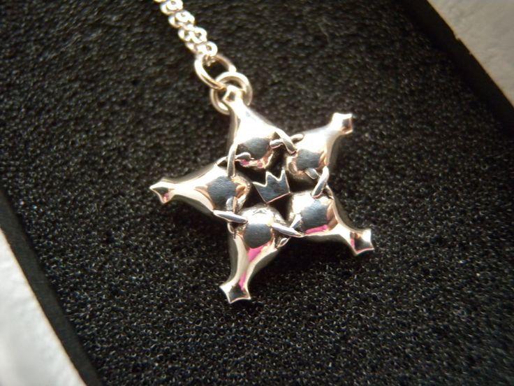 Kingdom Hearts Nobody Symbol Necklace Jewelry Ideas