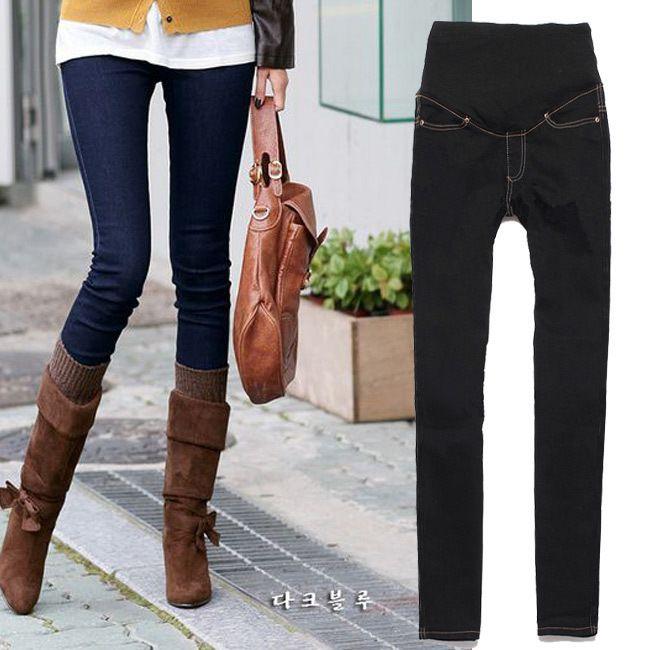 Popular Maternity Skinny Jeans