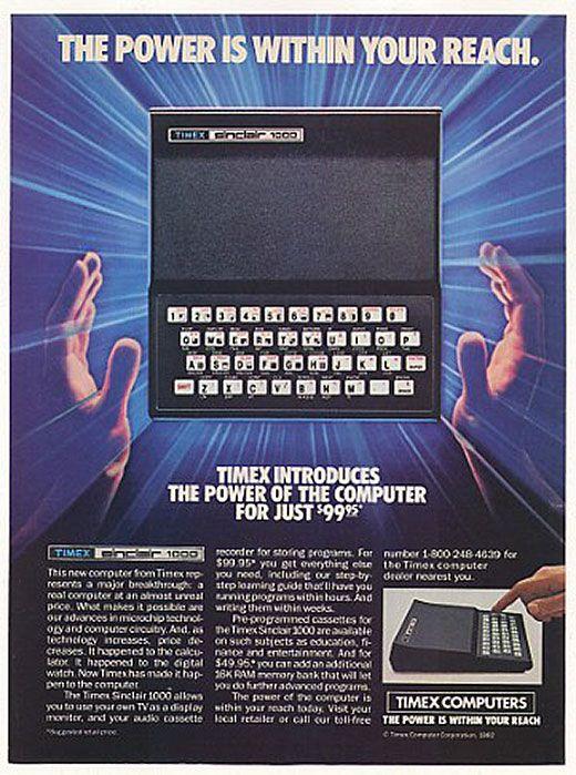 Timex Computer
