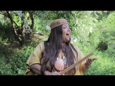 California Native American Song - Video