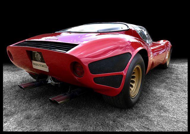 1967 Alfa Romeo Tipo Stradale Prototype - Goodwood Festival of Speed 2010 by Gordon Calder - Thanks for 2.25 million views!, via Flickr