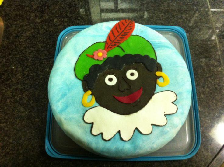 Sinterklaas-taart
