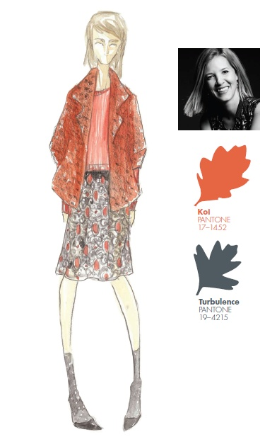 #FCRF13 Designer Inspiration: @Lela Johnson Rose http://pantone.com/Fall2013