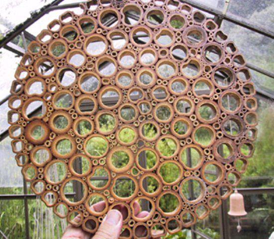 Bamboo Tray by Michel Davo. www.bambus.de: