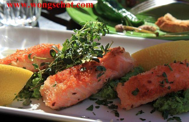 Manfaat Ikan Salmon untuk Kesehatan