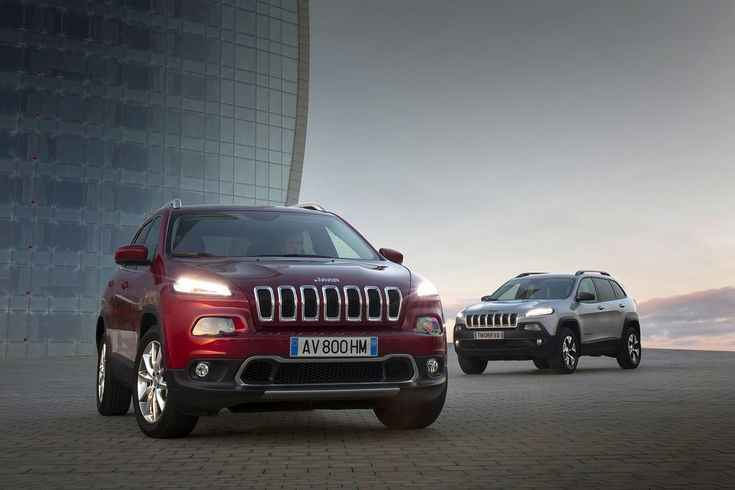 Jeep Cherokee: la quarta generazione al Salone di Ginevra