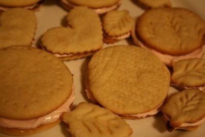 Sandwich cookies, Ruby red and Sandwiches on Pinterest