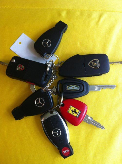 Choose your key :)  1.Mercedes   2.Porsche   3.Bentley   4.Ferrari  5.Lamborghini