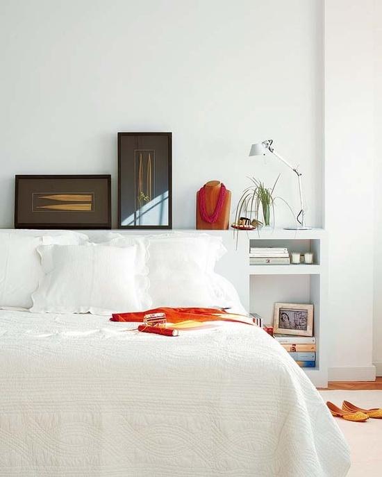 Las 25 mejores ideas sobre ropa de cama blanca en - Camas de obra ...