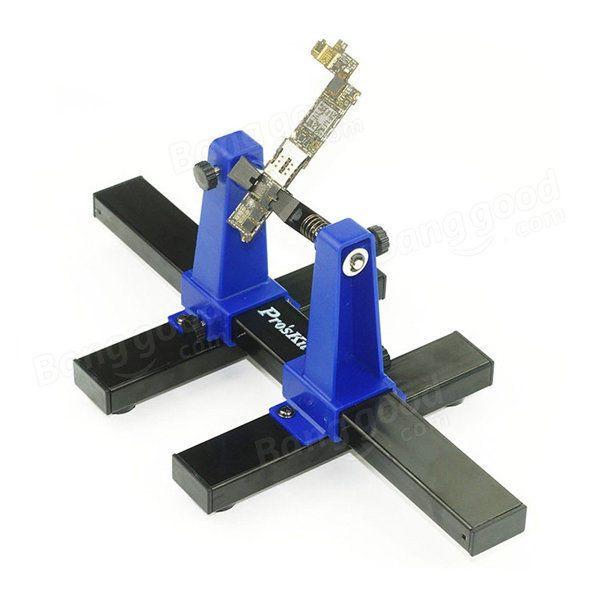 Pro 039 Skit Sn 390 Adjustable Pcb Holder Circuit Board Soldering Assembly Clamp Tn Circuito Ebay Saldatura