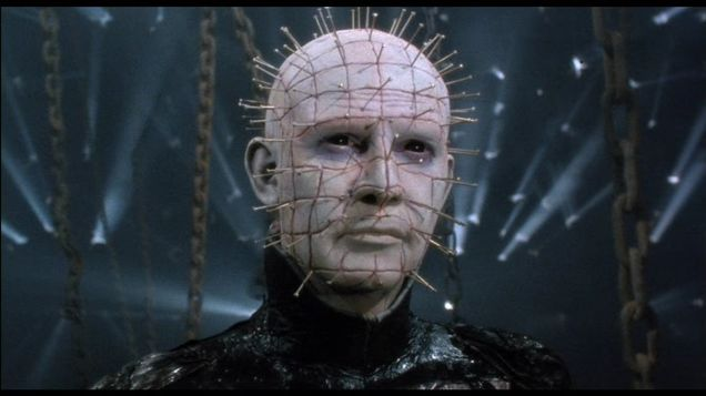 Clive Barker talks about the nature of evil: // All The Weirdest Secrets You Never Knew About Clive Barker's Hellraiser